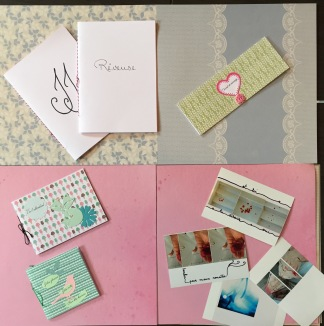 carnets et cartes